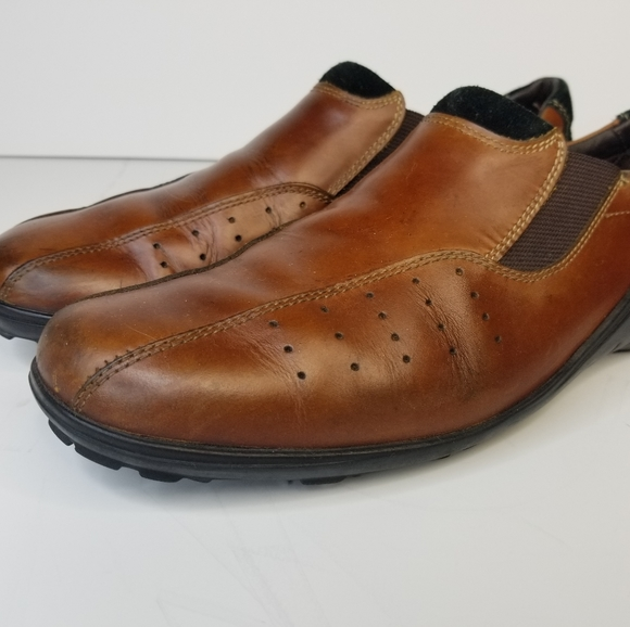 Cole Haan Other - Cole Haan Country Men's Brown Vibram Leather Suede